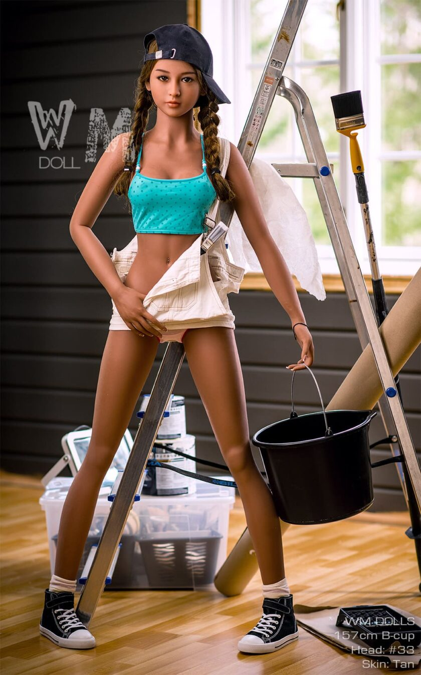 секс кукла супер реалистичная девушка