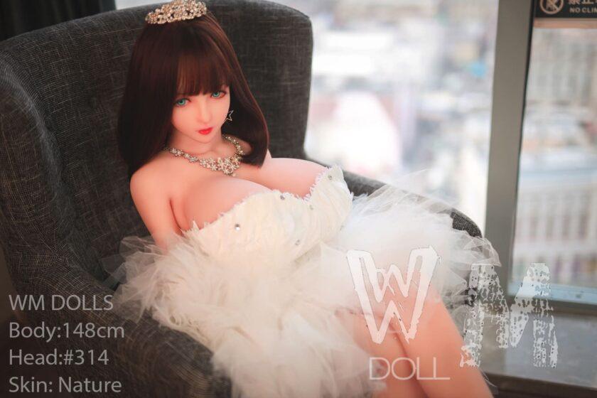 кукла в полный рост детской внешности