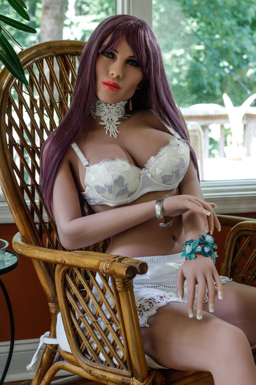 кукла для секса 148 см YL DOLL head HEIDI