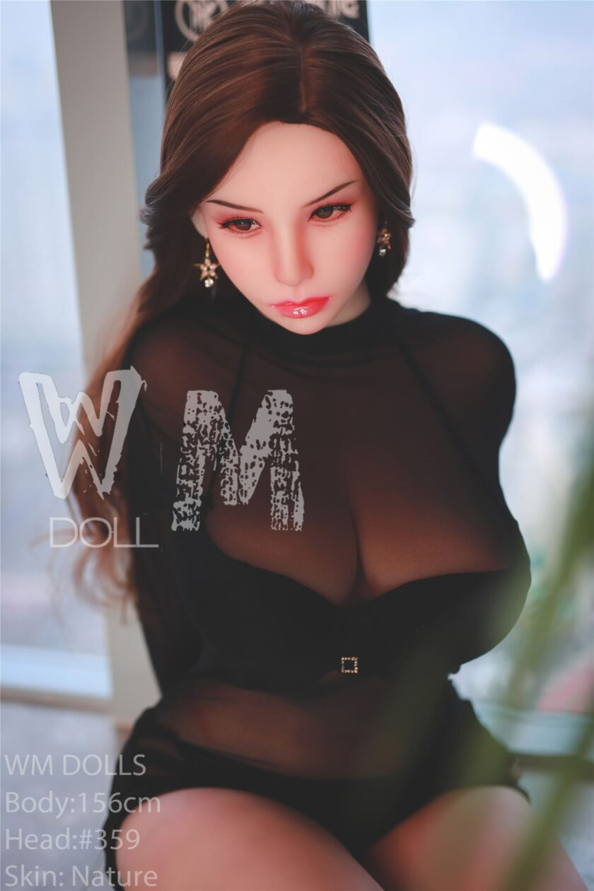 реалистичная китайская секс кукла