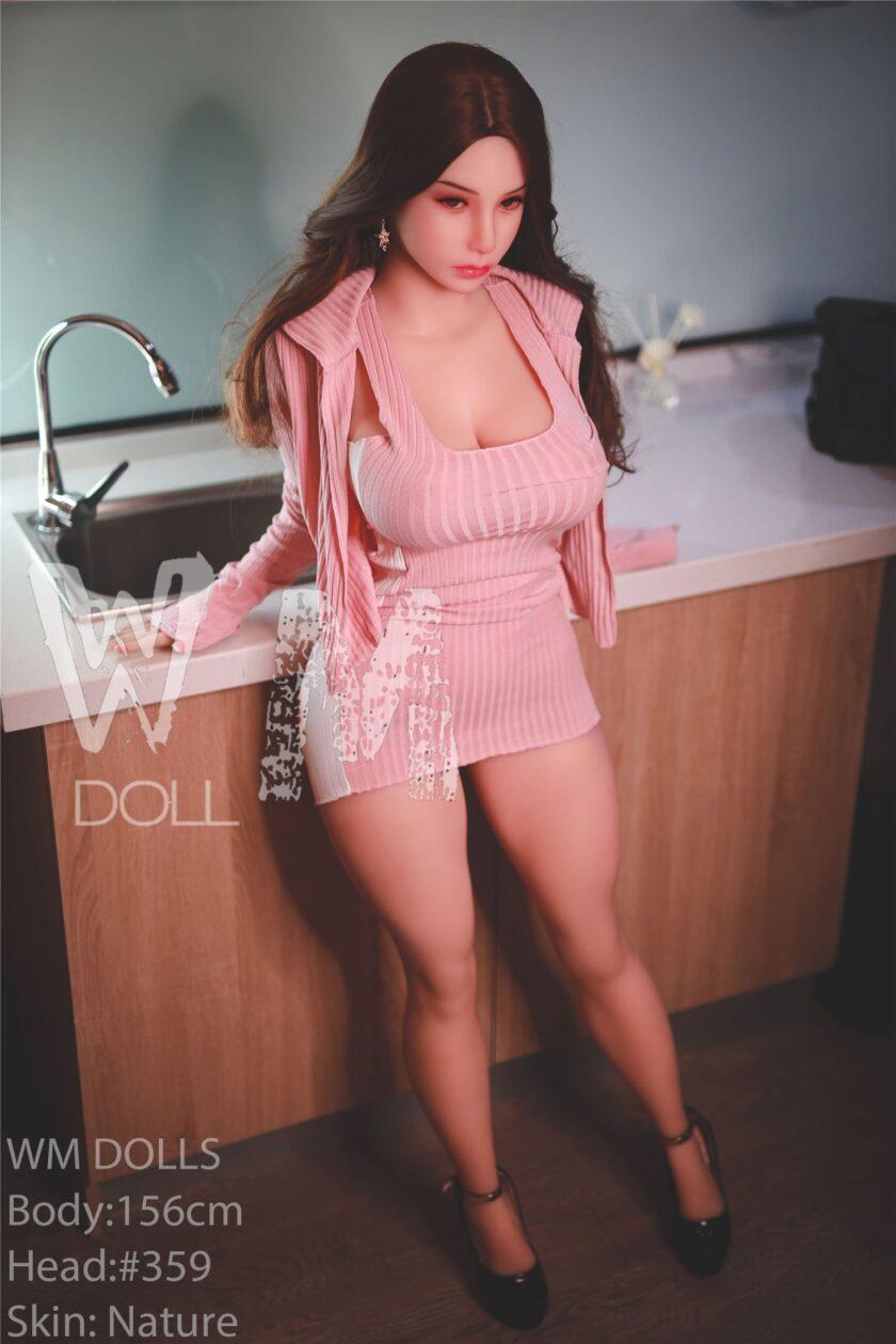 реалистичная японская секс кукла