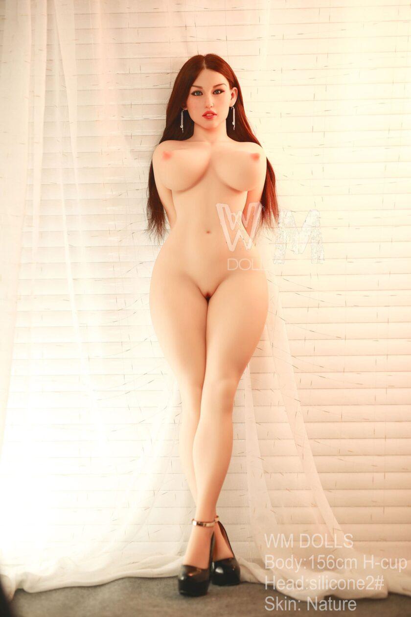 секс кукла силиконовая голова