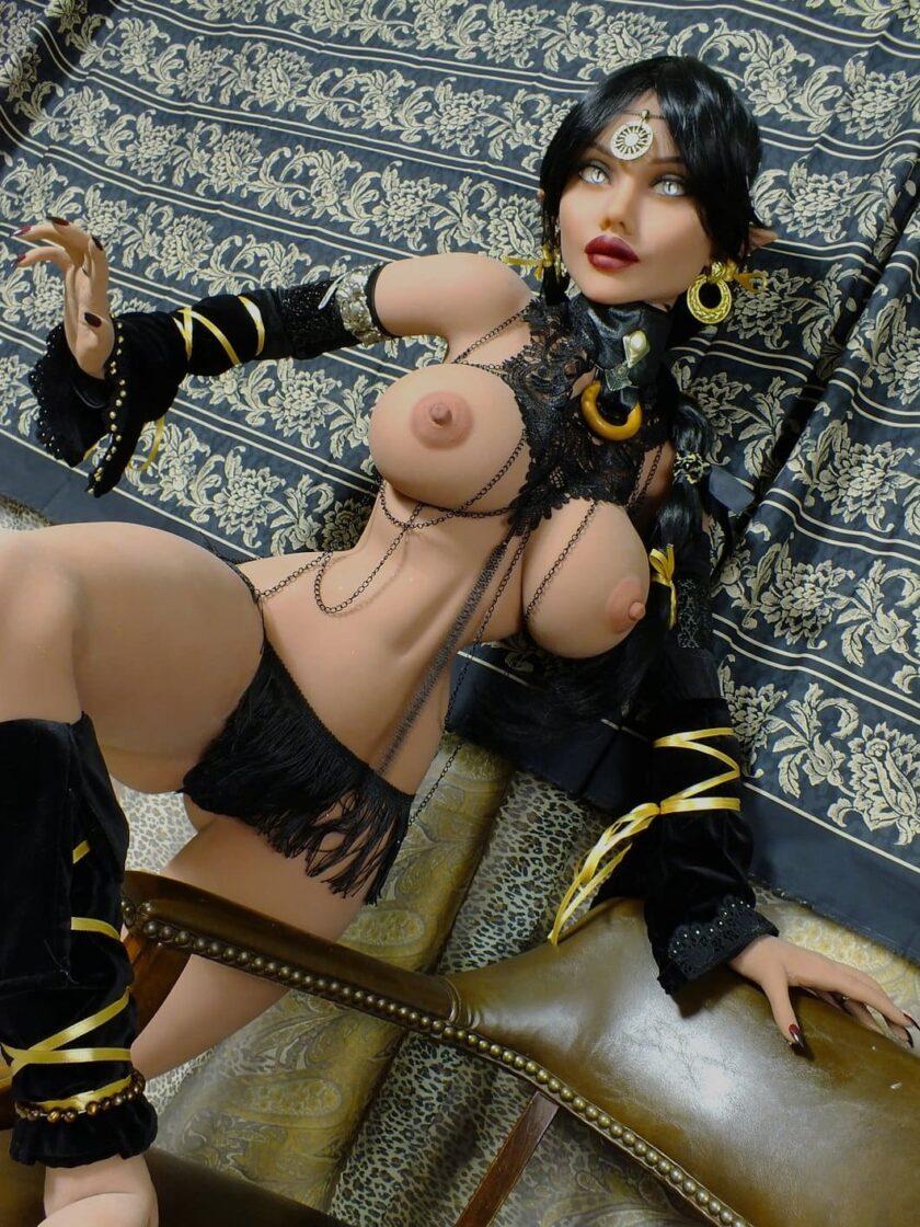 купить секс куклу эльф в Украине