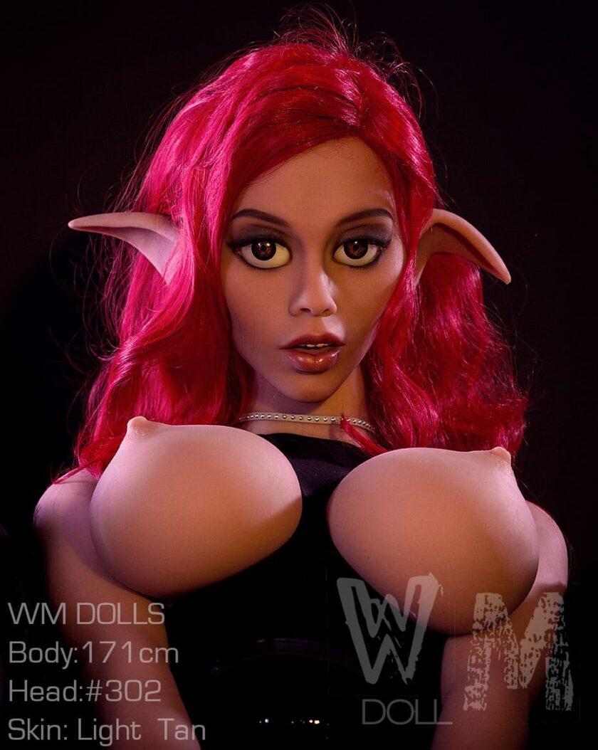 секс кукла эльф