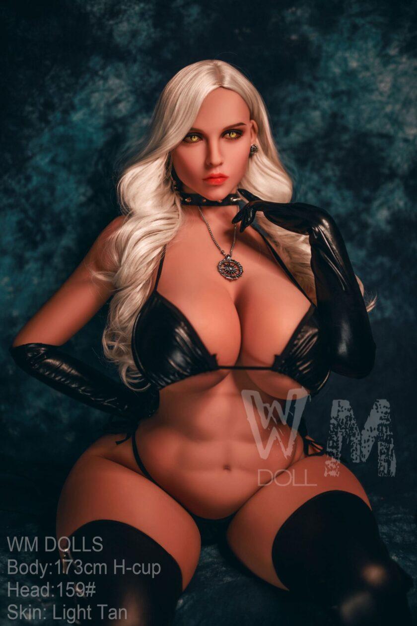 Секс кукла с большой грудью купить в Украине