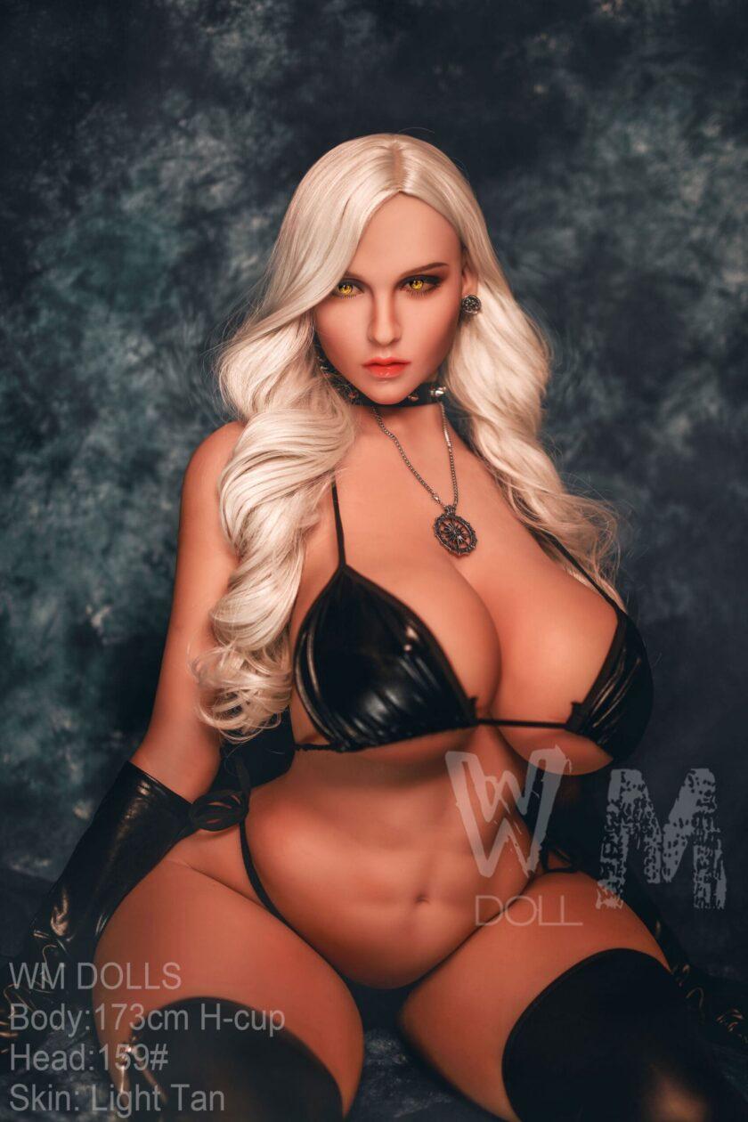 Секс кукла большая грудь
