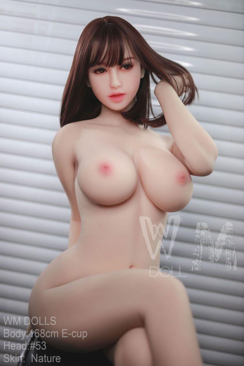Секс кукла WM DOLL 168 см E cup