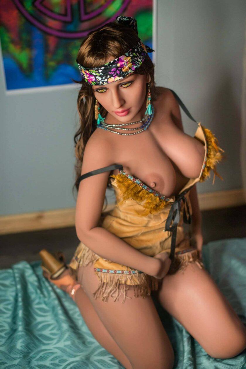 Силиконовая секс кукла Одесса