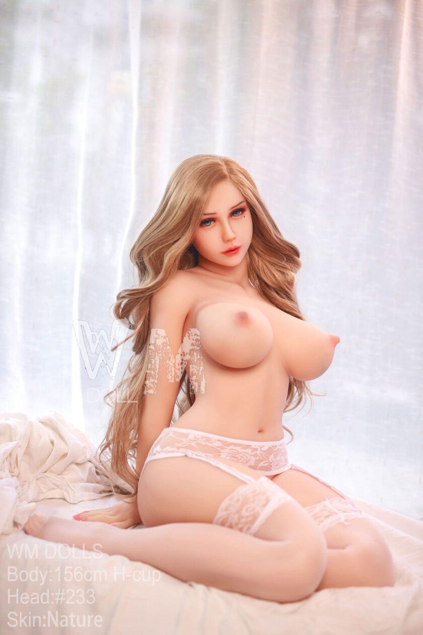 Реалистичная секс кукла Одесса