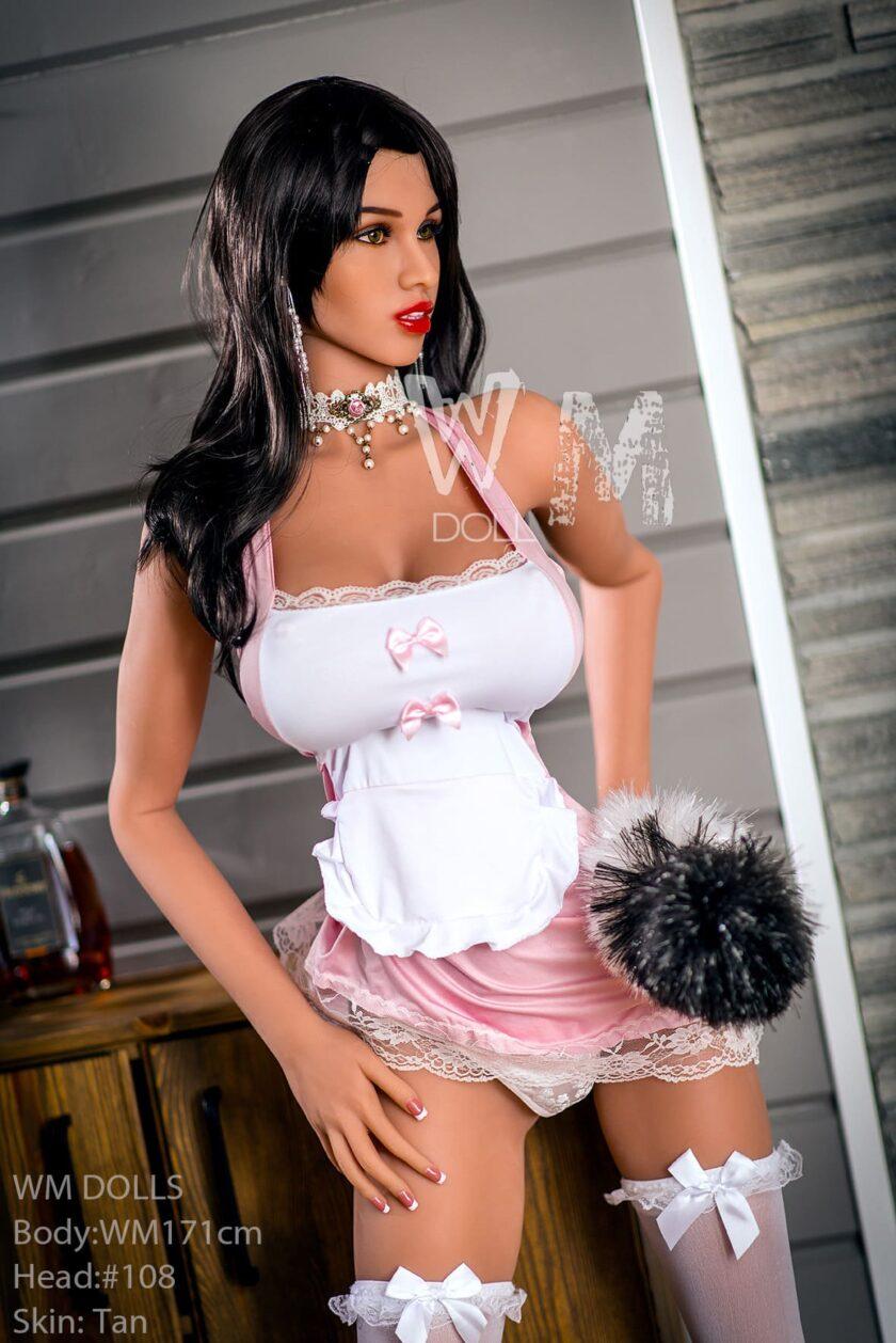 Секс кукла с тонкой талией
