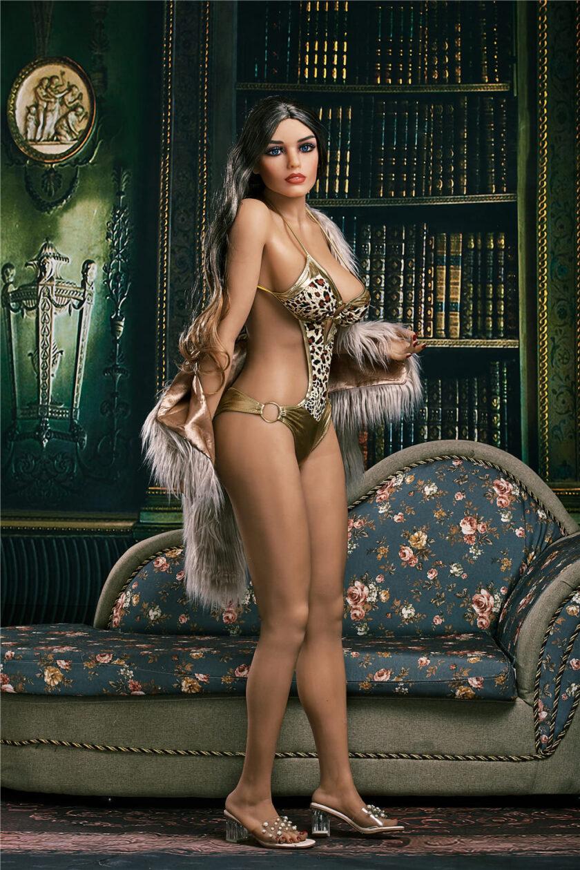 Купить силиконовую секс куклу Украина