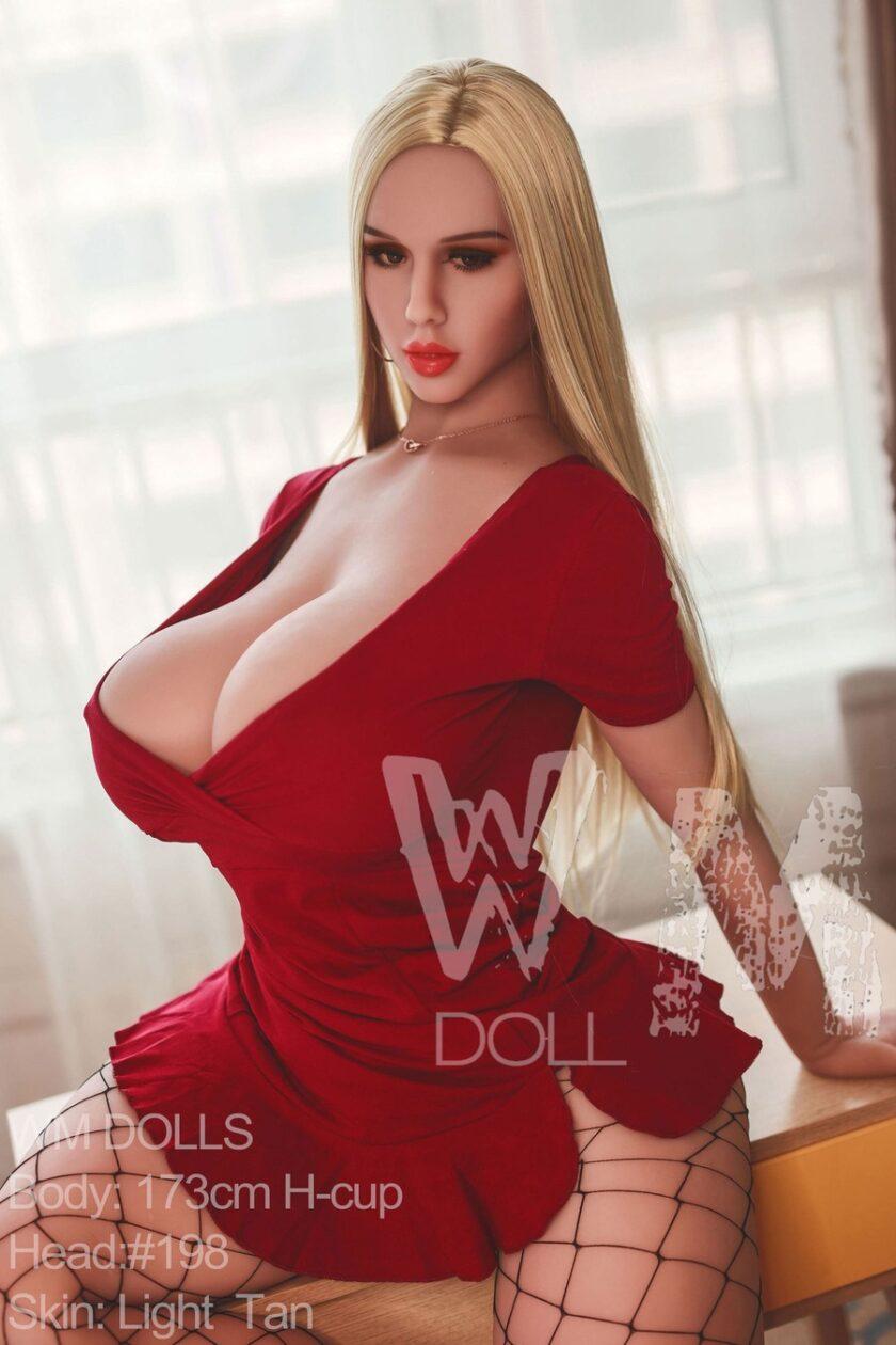 Секс кукла WM Doll в России