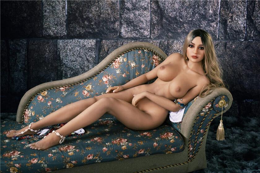 Секс кукла irontech уже в Украине!!!