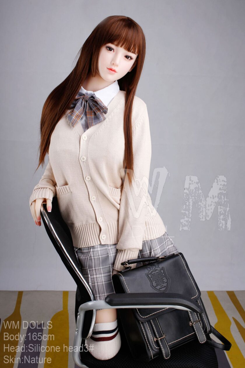 Секс кукла молодая японка реалистичная