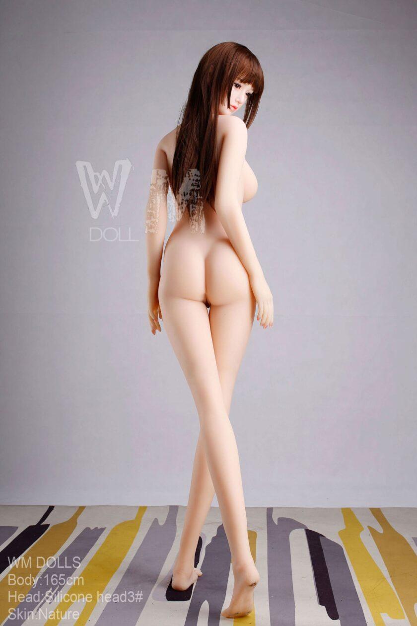 Секс кукла WM DOLLS 165 см S3