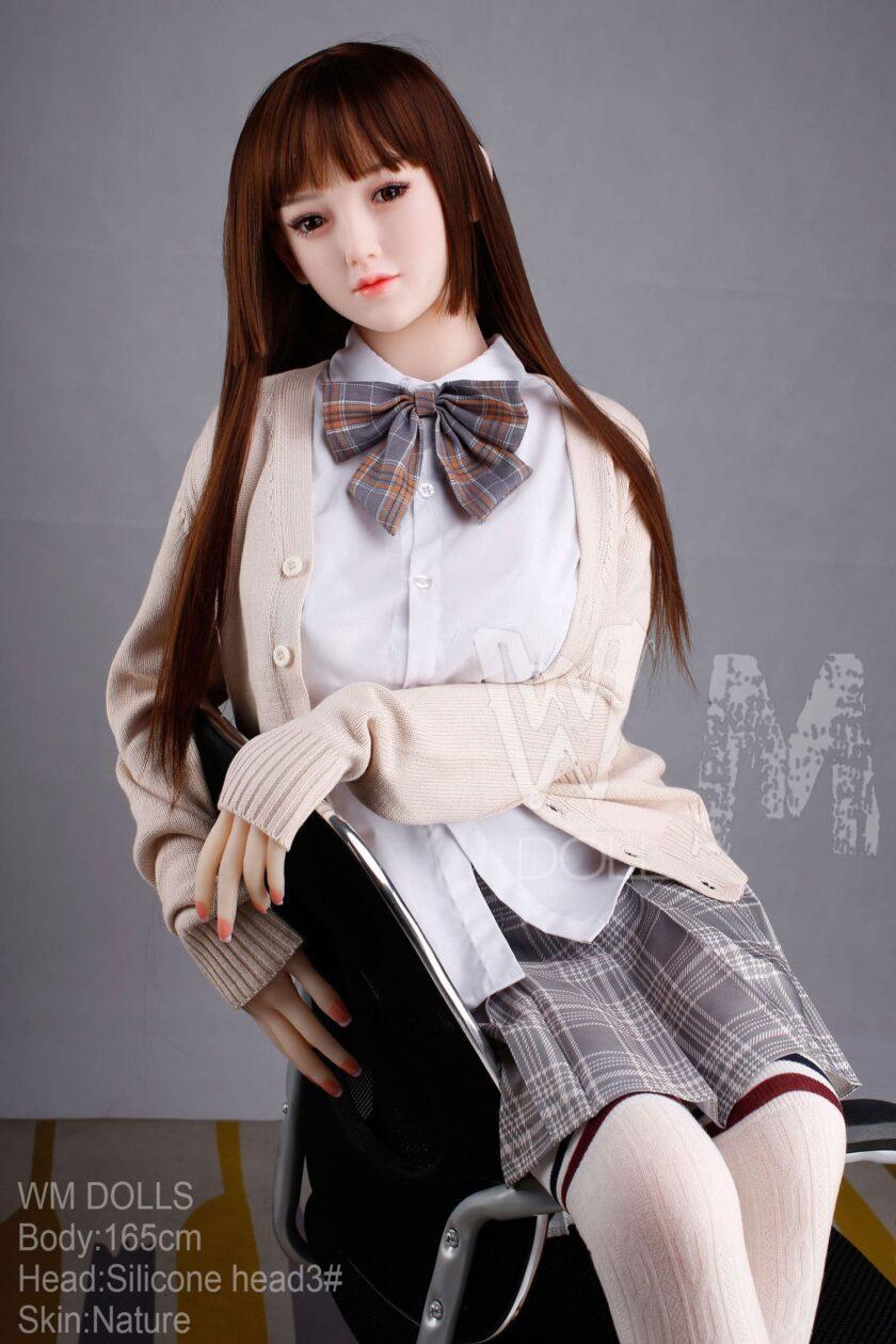 Секс кукла WM DOLLS 165 см #head S3