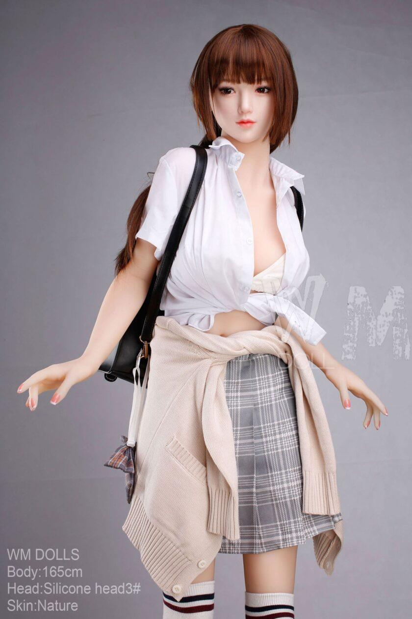 Секс кукла японка реалистичная