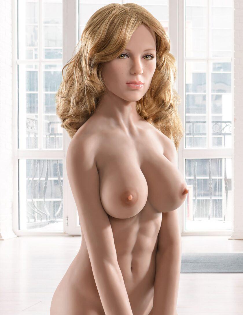 реалистичная секс-кукла Mandy от PIpedream