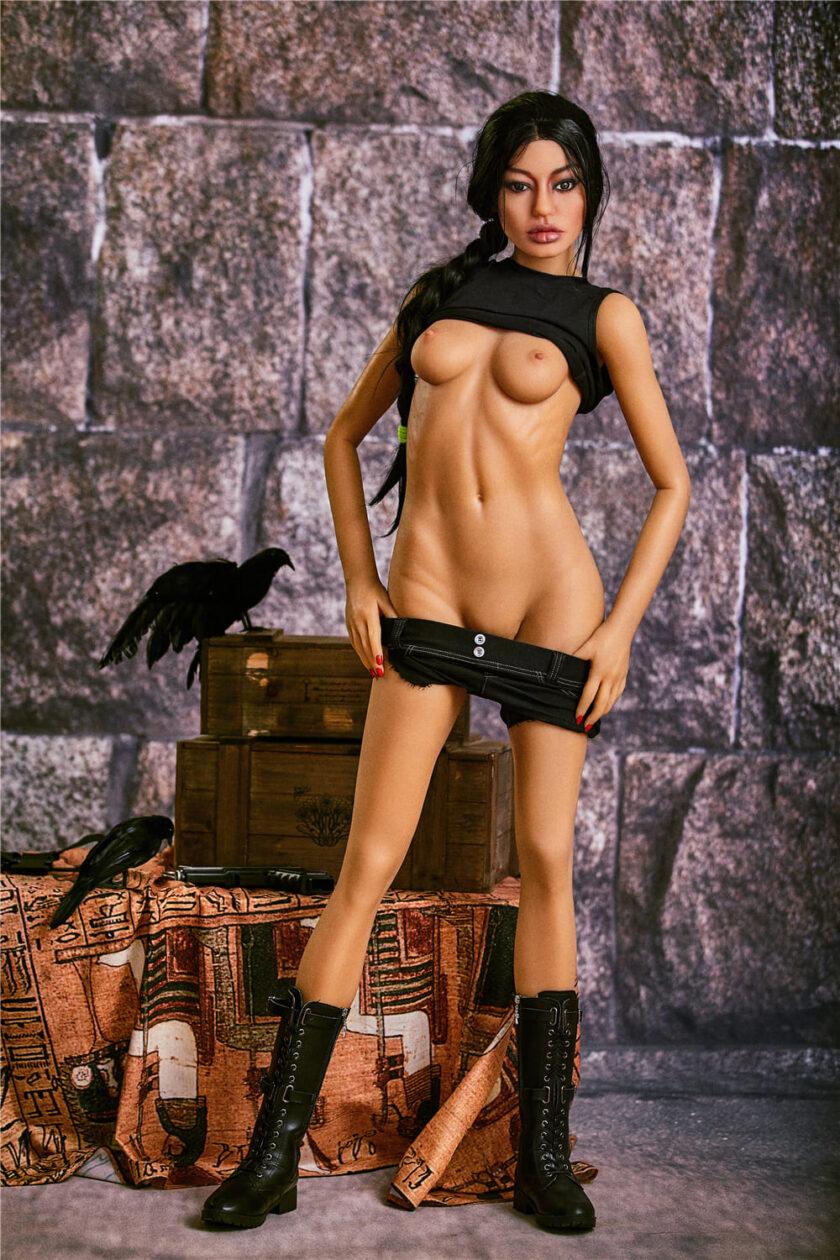 Секс кукла худенькая брюнетка купить в Украине