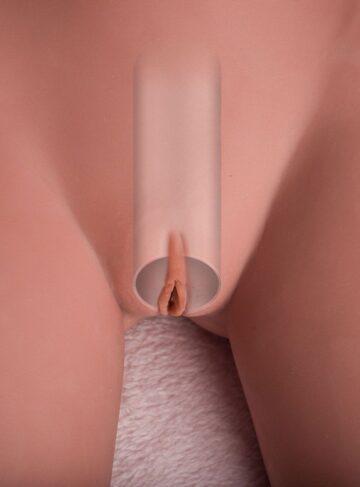Съемное влагалище для секс куклы