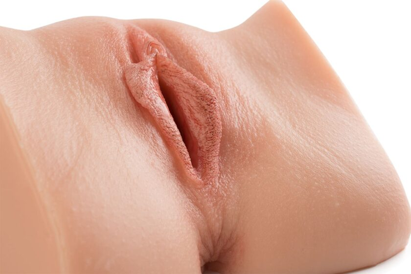 3Д вагина мастурбатор