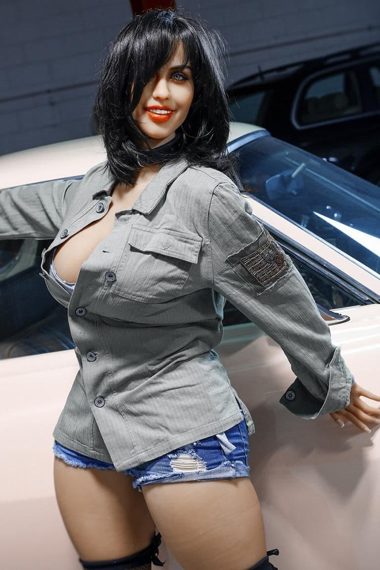 Улыбающееся секс-кукла Wm Doll