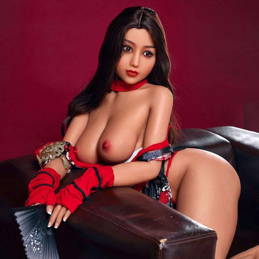 Силиконовая секс кукла азиатка купить в Украине