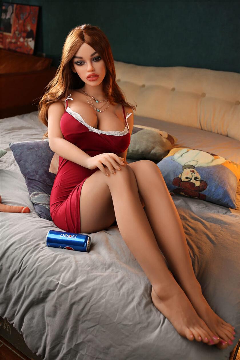 Реалистичная секс кукла ТПЭ