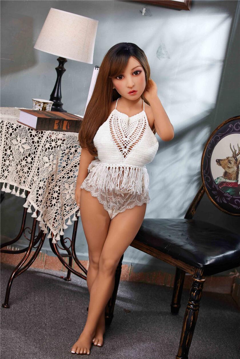 Маленькая резиновая азиатка секс-кукла купить в Украине