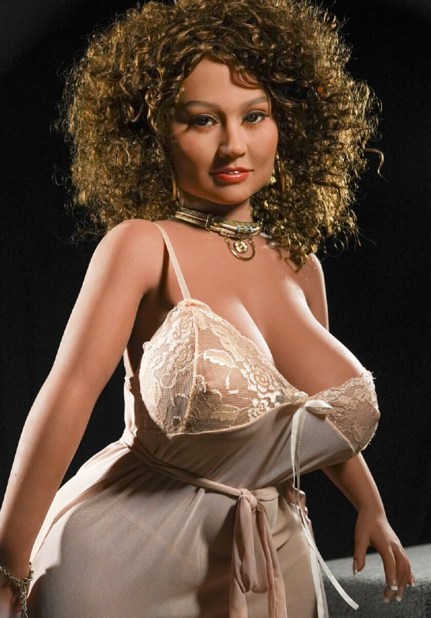 Маленькая взрослая секс кукла 118 см